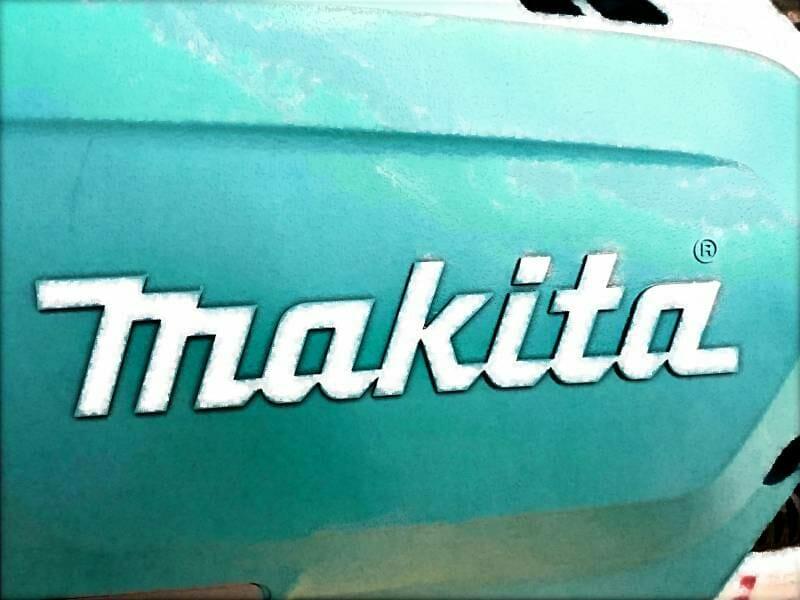 マキタ製品ロゴの写真