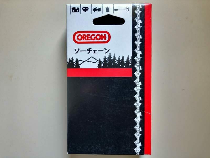 オレゴンのチェンソー替刃の写真