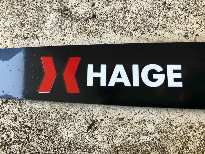 HAIGEにはスタンダードなチェンソーもあるが、ポールソーなどもある